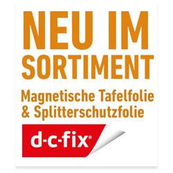 Neue d-c-fix® Produkte: Magnetische Tafelfolie & Splitterschutzfolie