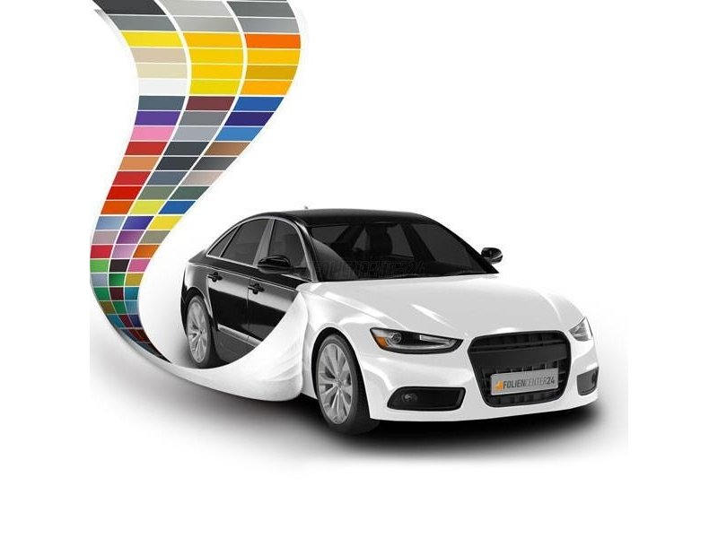6,25€//m² Auto Folie Grau Matt 100 x 152 cm anthrazit 3D Klebefolie Car Wrapping