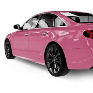 3M™ 1080 Car Wrap Autofolie G103 Gloss Hot Pink,...