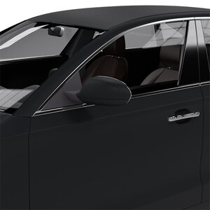 3M™ Wrap Film 2080 Autofolie M22 Matte Deep Black,...
