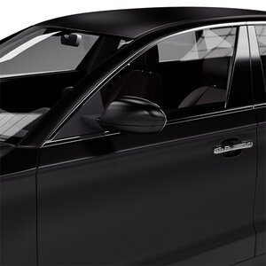 3M™ Wrap Film 2080 Autofolie S12 Satin Black, (Bild...