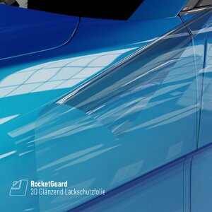 RocketGuard® Paint Protection Film Serie Glänzend, (Bild...