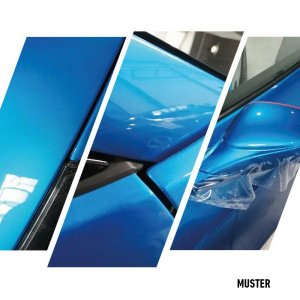 RocketGuard® Paint Protection Film Muster Serie, (Bild 1)...