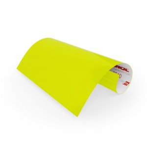 ORACAL® 6510 Fluorescent Cast 029 Gelb (100cm), (Bild 1)...