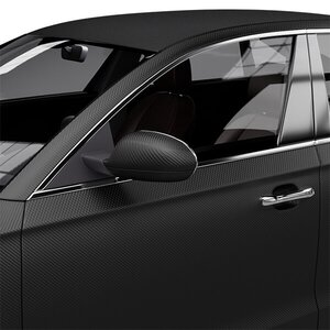 3M™ Wrap Film 2080 Autofolie CFS12 Carbon Black,...