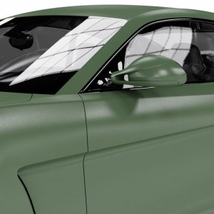 Avery Dennison® Supreme Wrapping Film Matte Moss Green,...