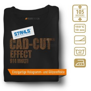 STAHLS® CAD-CUT® Effect Flexfolie 914 Multi, (Bild 1)...