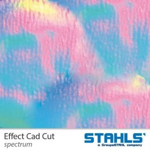 STAHLS® CAD-CUT® Effect Flexfolie 901 Spectrum, (Bild 1)...