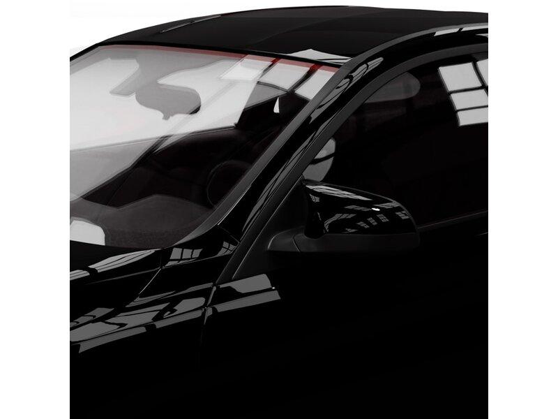 5,90€//m² Auto Folie SCHWARZ GLÄNZEND GLANZ 400 x 152 cm 3D Klebefolie