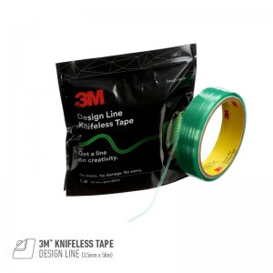 3M™ Knifeless Tape Design Line (3,5mm x 50m), (Bild...