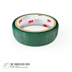 3M™ Knifeless Tape Perf Line (6,4mm x 50m), (Bild...