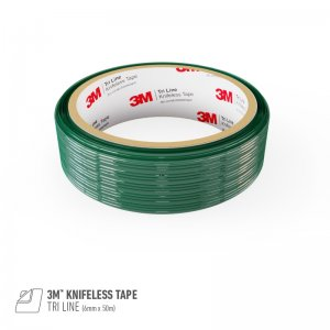 3M™ Knifeless Tape Tri Line (6mm x 50m), (Bild 1)...