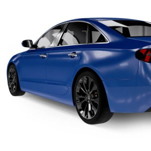 3M™ 1080 Car Wrap Autofolie Muster G227 Gloss Blue...
