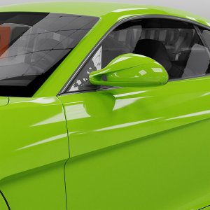 Avery Dennison® Supreme Wrapping Film Muster Gloss Lime...