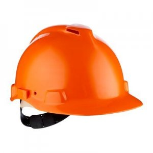 3M™ Schutzhelm G22DO in Orange belüftet mit Pinlock...